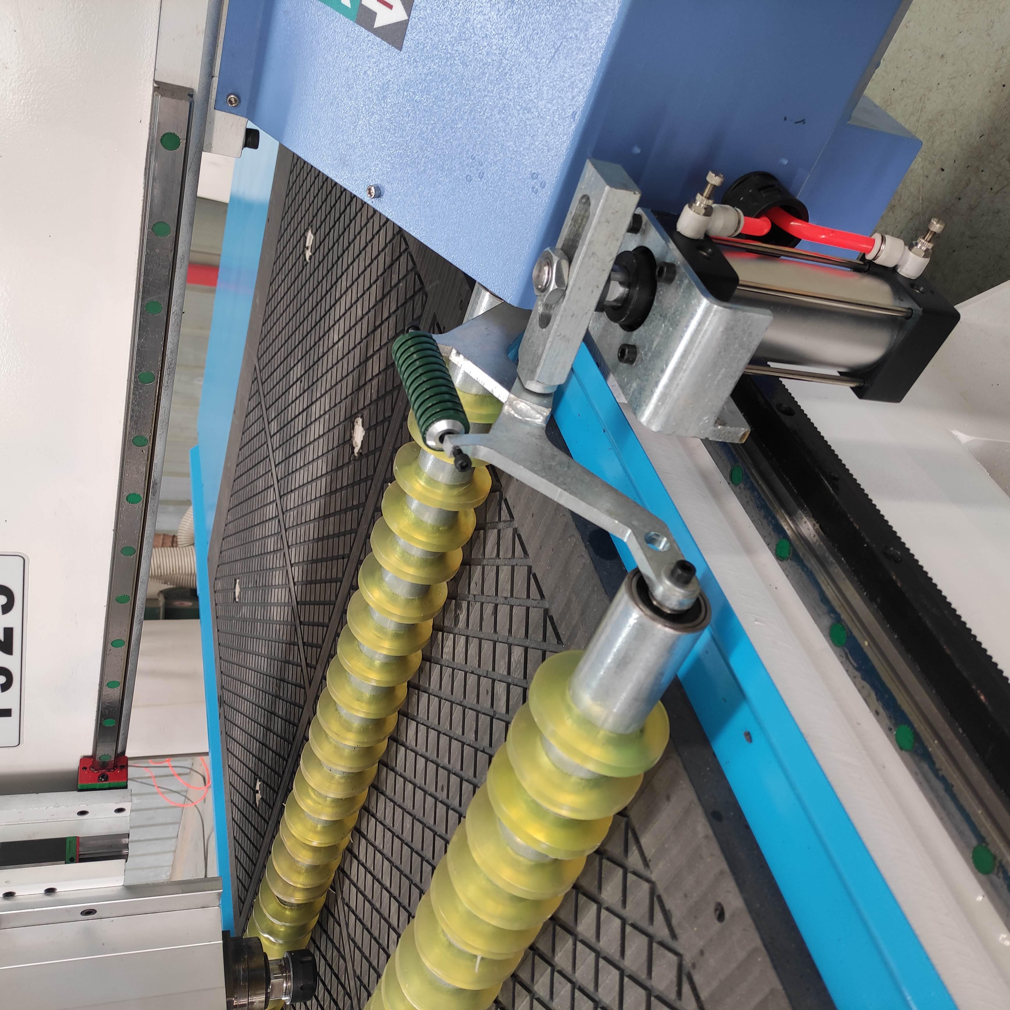 数控开料机主轴使用以及维修保养方法!